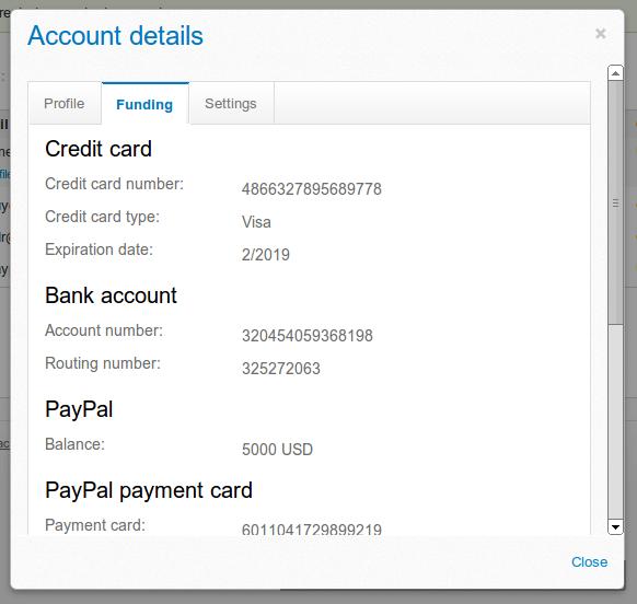 Kreditkartennummern, die auf Dating-Seiten verwendet werdenPremierministerin datiert ep 14 eng sub