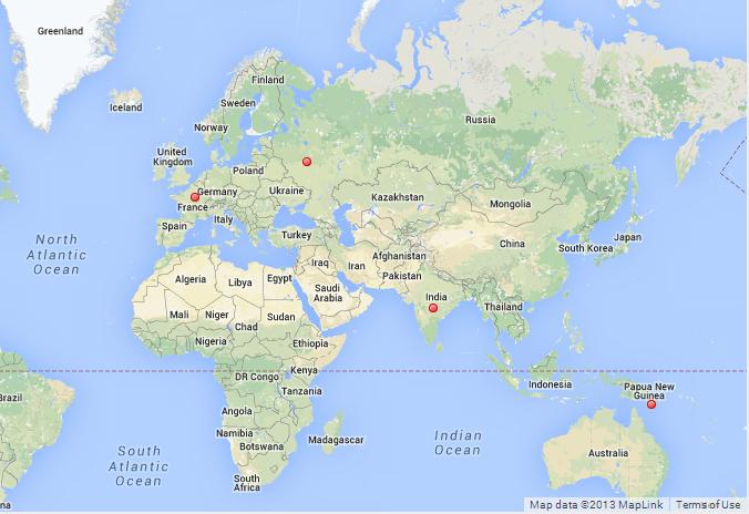 google-maps - Google Maps JS API v3 - Einfaches Multiple ...