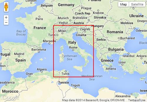fitbounds () in Google Maps api V3 passt nicht in die Grenzen