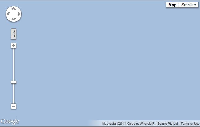 javascript - Bewegen Sie den zoom-Leiste auf der rechten Seite mit on