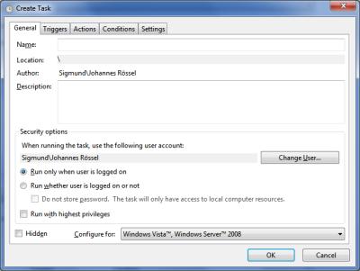 windows - Alternative für den Windows-Task-Scheduler